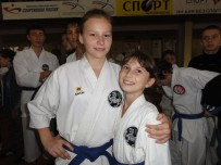 Набор в секции и клубы каратэ ДЮСШ Восток 2013