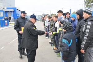 "Начало соревнований ""Кубка ОМОН"""