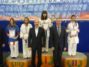 Кудрявцева Полина - 3 место на Кубке городов России 2013