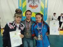 Победители Открытого кубка по каратэ г.Видное