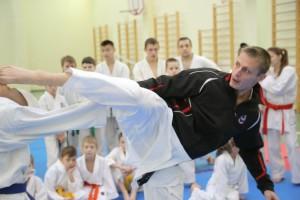 Герунов Александр, Заслуженного Мастера Спорта России по каратэ