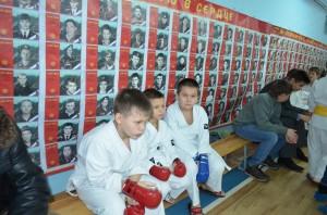 Моральная подготовка юных спортсменов (ожидание)