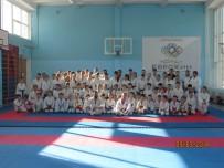 сборная Тульской области по каратэ