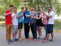 Кубок за 2-ое место на Всероссийских соревнованиях по каратэ (WKF) «Кубок Дружбы» 2014 год