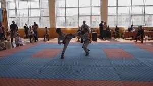 Лучшие бои. Соревнования по каратэ в Липецке