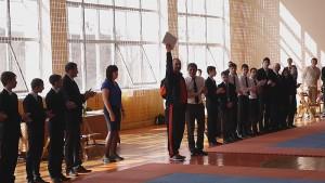 Победа команды Косогорского  Клуба «Защитник», представитель Чепурнов Олег