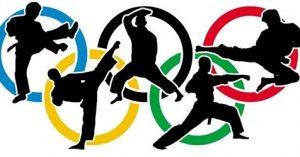 Каратэ в Олимпийских Играх