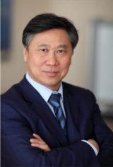 Президент федерации каратэ С.П. Цой